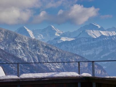 Eiger & Mönch & Jungfrau
