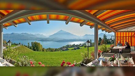 Hotel Restaurant Panorama, Aeschlen ob G