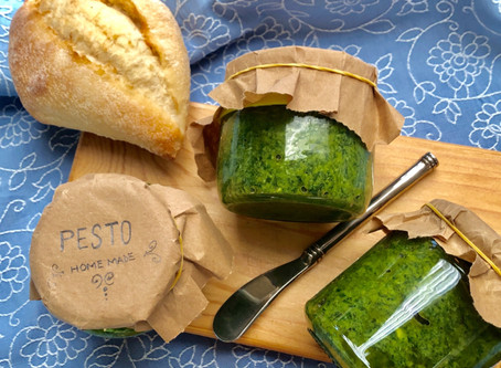 Pesto without nuts