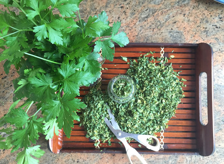 Parsley Pesto Recipe