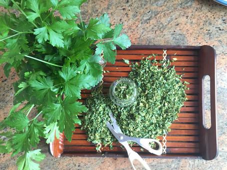 How to make Parsley Pesto Recipe