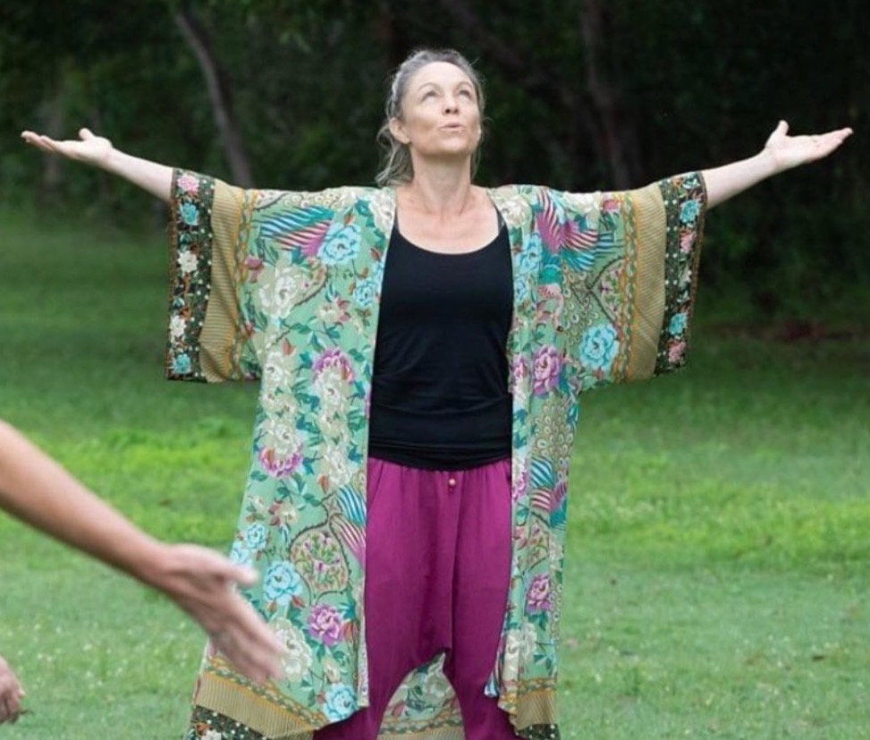 Qigong with Michelle