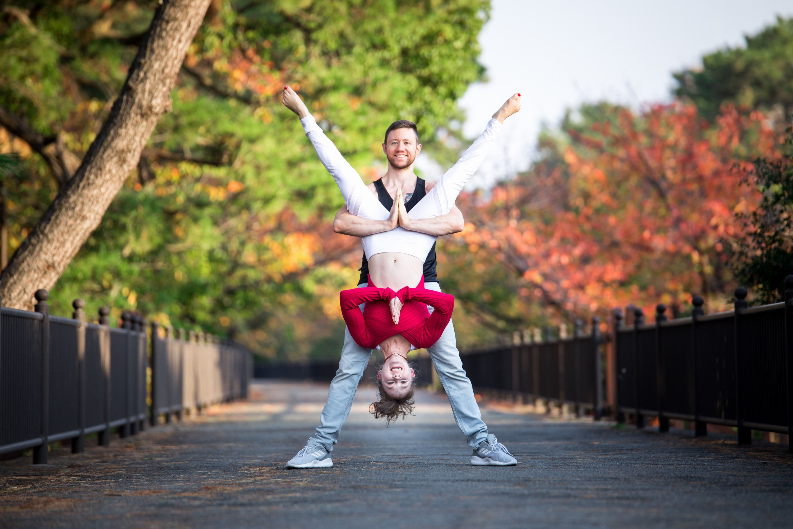 Private AcroYoga Session