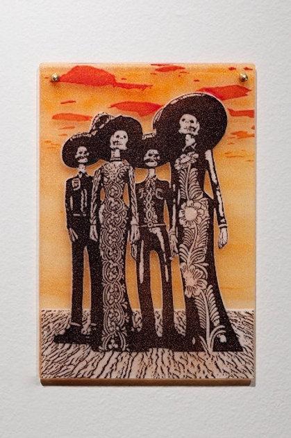 'Fiesta'; Sunset Sky