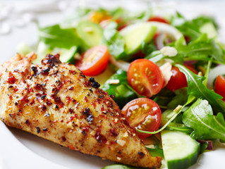 Recipes & Dieting Tips: Sauteed Balsamic Chicken Cutlet