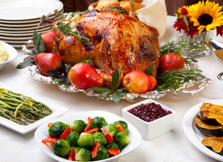 Recipes & Dieting Tips: Holiday Dining & Party Tips