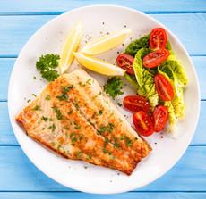 Recipes & Dieting Tips: Baked Flounder or Scrod