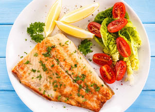 Recipes & Dieting Tips: Baked Flounder or Scrod