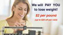 We will pay YOU to lose weight!