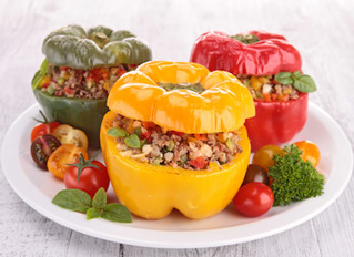 Recipes & Dieting Tips: Stuffed Pepper, Cabbage or Zucchini