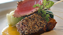 Grilled Sesame Tuna