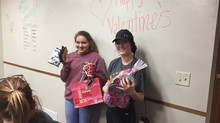 Beta Kappa & Galentines Day