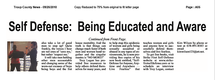 ARTICLE_Troup County News Pg 2_Sept 2018
