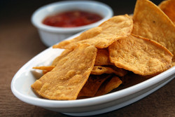Salsa & Chips ... Fan Fav!