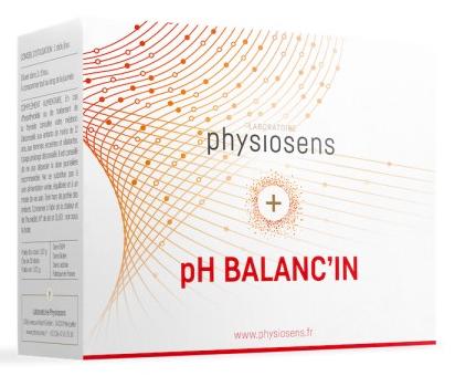 pHBALANCIN (équilibre acido-basique)