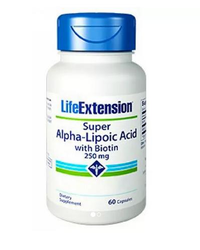 Alpha LIPOIC ACID (antioxydant)