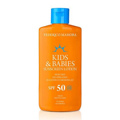 Kids & Babies Sunscreen Lotion SPF 50