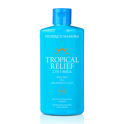 Tropical Relief 2 in 1 Milk