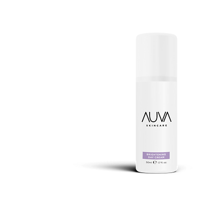 Brightening Day Cream With Glycolic Acid and the Smallest α-Hydroxy Acid (AHA)