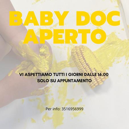 BABY DOC aperto 2020-2021
