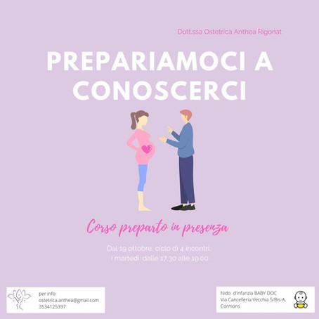 CORSO PRE-PARTO