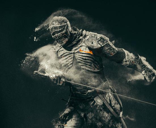 """Dark Souls 3""--Credit: Alex Kapustin"