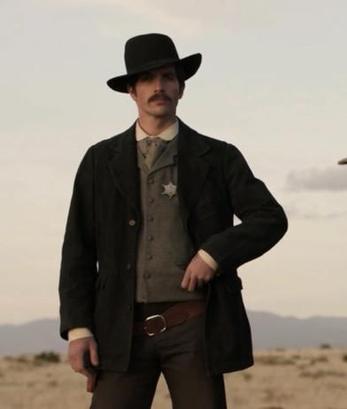 """""""Gunslingers""""--Seth Bullock"""