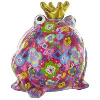 Ceramic money box - Frog Freddy