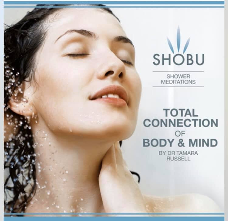 Shobu Shower meditation