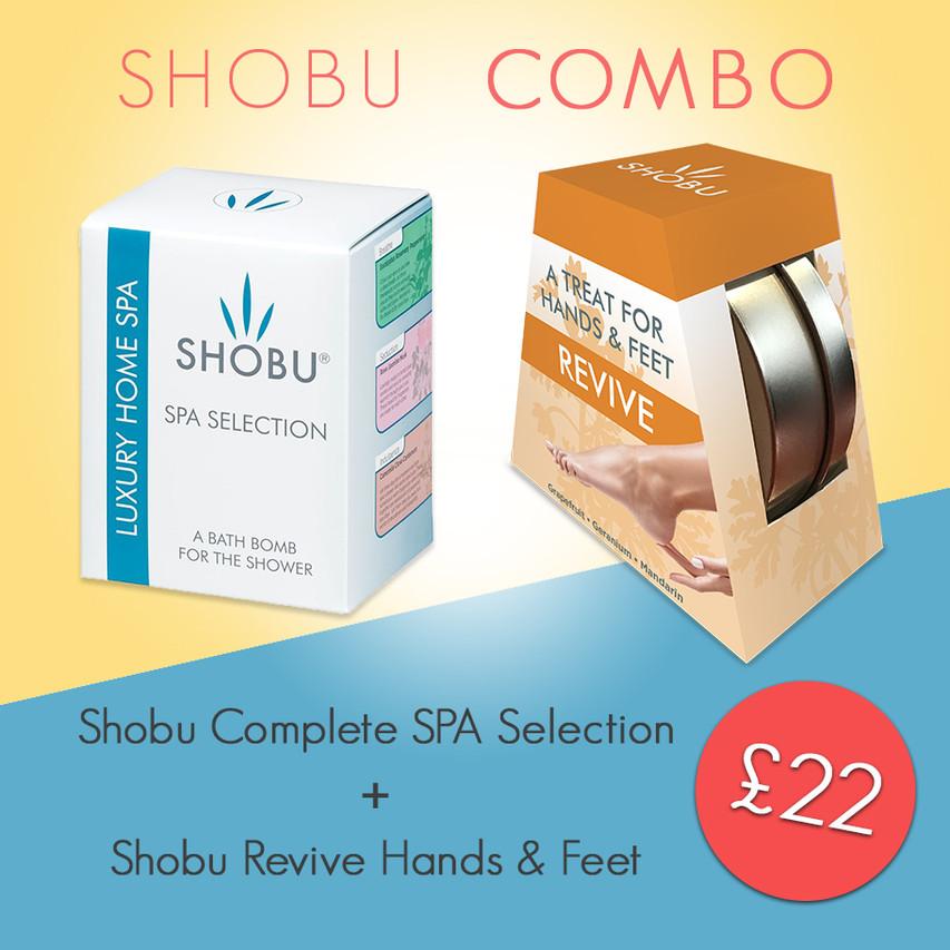 COMBO SHOBU REVIVE