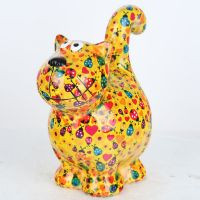 Ceramic money box - Cat Dorothy