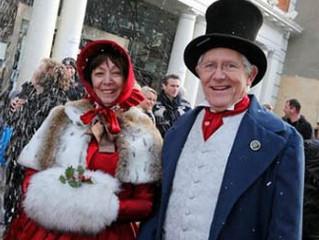 Rochester Dickensian Christmas Festival