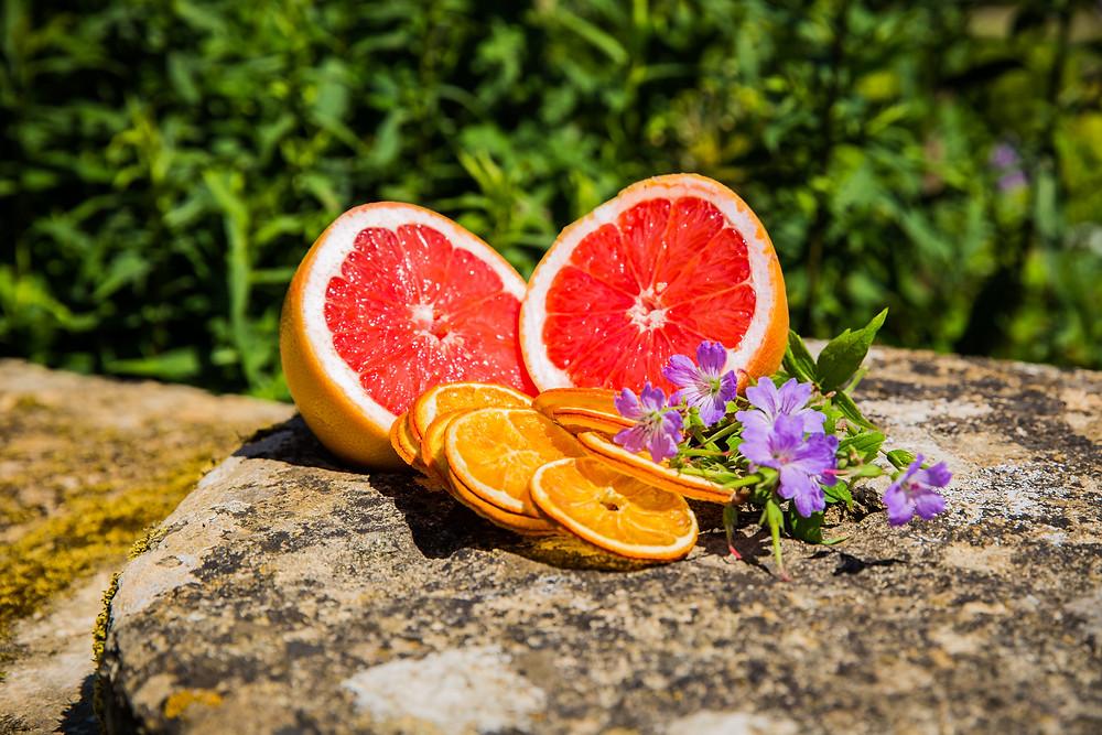 AWAKEN - Grapefruit, Geranium & Mandarin