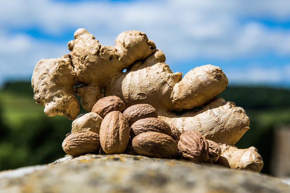 REFRESH - Ginger & Nutmeg
