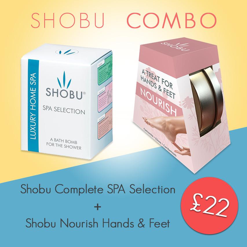 COMBO SHOBU NOURISH