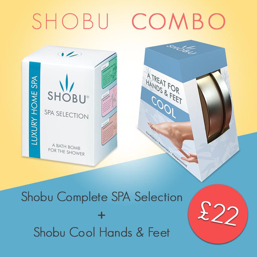 COMBO SHOBU COOL