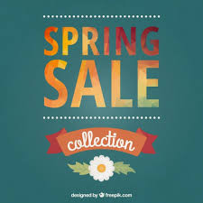 SPRING SALE IS HERE
