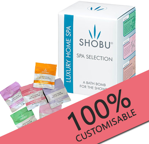 Shobu Shower Bombs Customisable Box by Lainey Land Gifts