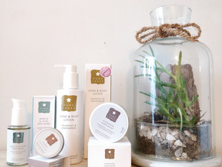 Ethical, sustainable and award-winning skincare; That's Pure Lakes.
