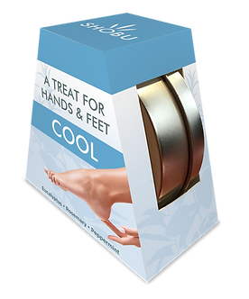 SHOBU COOL - A Treat for Hands & Feet