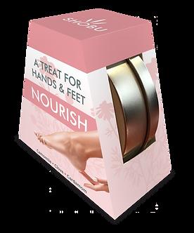 SHOBU NOURISH - A Treat for Hands & Feet