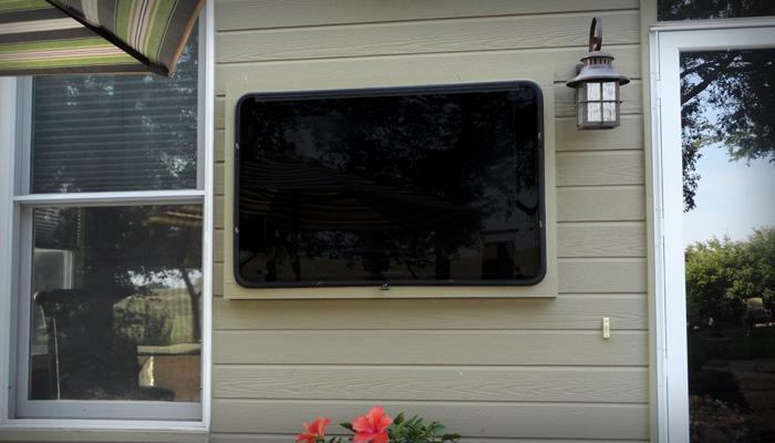 Waterproof Outdoor Tv Case