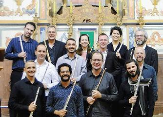 Professores 3º Flautas Gerais 2018 - MG