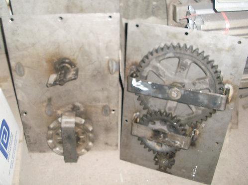 Mecanismo para Cortina Metalica