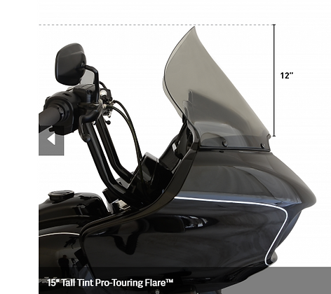 PRO-TOURING FLARE™ FOR 15-19 ROAD GLIDE