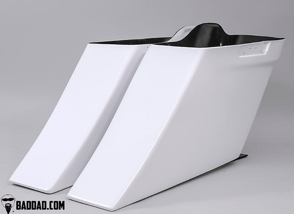 Competition Series Stretched Saddlebags for 2014+