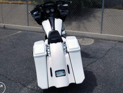 Harley Davidson Bagger Saddlebags and Fender Top Shelf Ass End 8″ 2014 To 2018