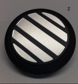 #2 VICTORY FORK TUBE CAP COVER