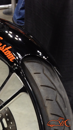 VicBaggers Custom Cut Fenders