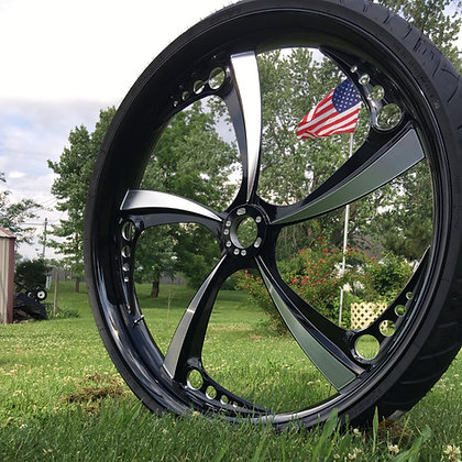 "21"" x 5.5"" SLINGBLADE FATTY FRONT WHEEL"